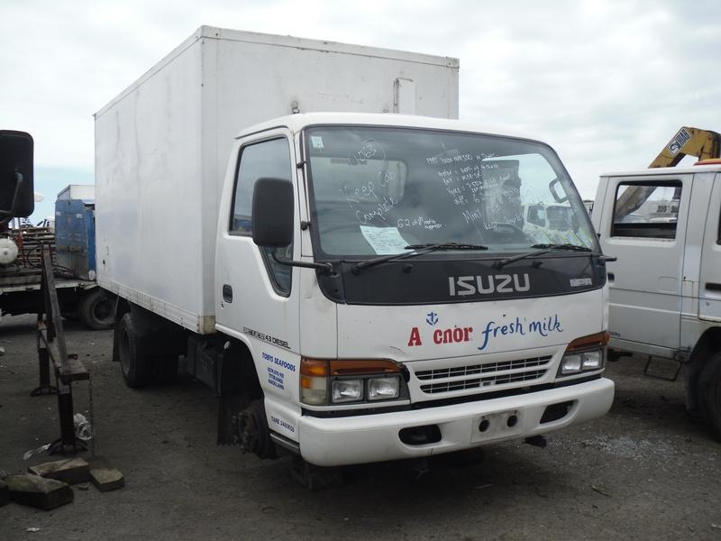 ISUZU CABS - Taranaki Truck Dismantlers parts wrecking and