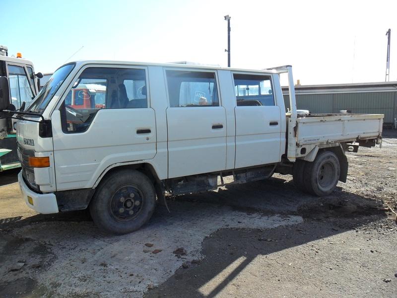 TOYOTA / DAIHATSU - Taranaki Truck Dismantlers parts wrecking and