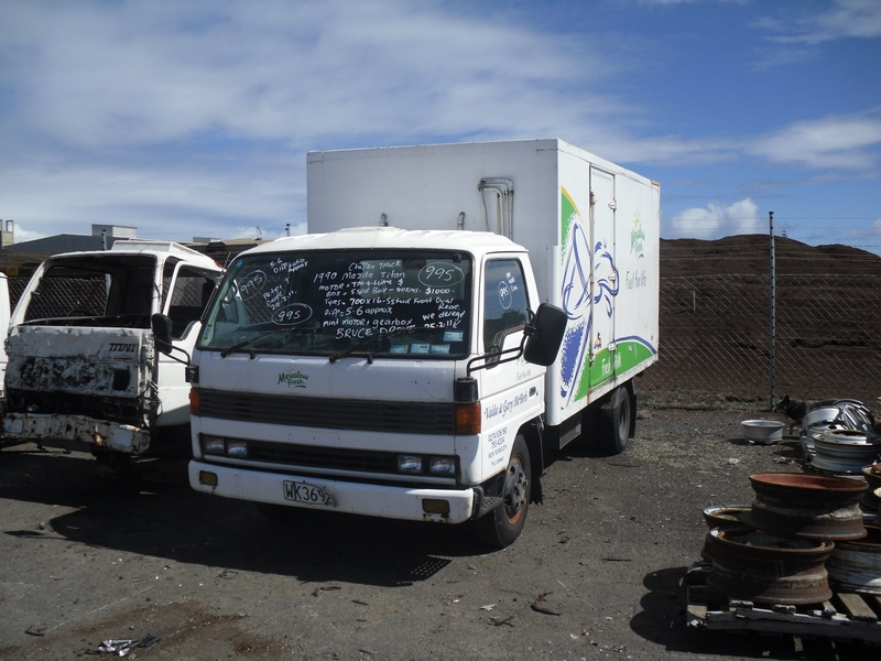 MAZDA - Taranaki Truck Dismantlers parts wrecking and dismantling ...