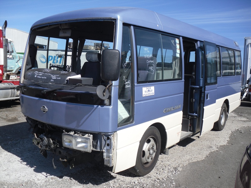 Buses - Taranaki Truck Dismantlers parts wrecking and